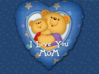 mother's day - 8'th of March - I love you mom